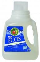 ECOS bekvapis skalbimo skystis, 1,5l (50-čiai skalbimų)