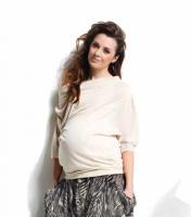 Palaidinė nėštukei ALIMA beige / XL