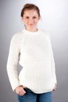 Megztinis nėščiai su angoros vilna ASPEN