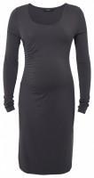 NOPPIES suknelė nėščiai IVORY graphite / S