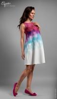 Universali stilinga suknelė nėščiai LILY (tinka ir po nėštumo)