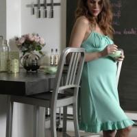 Naktiniai nėštukei - maitinančiai DELICIOUS celadon / Prancūzija