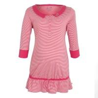 Rožinė pižaminė tunika nėštukei - maitinančiai JOY