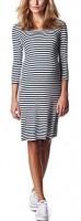 ESPRIT vasarinė suknelė - tunika nėštukei GREY melange XS/S
