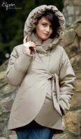 Elegantiška žieminė striukė nėščiai DOMINICA / XL