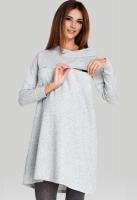 Šilta suknelė nėščiai - maitinančiai ANGELO