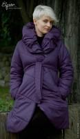 Žieminė striukė nėščiai LISA violet