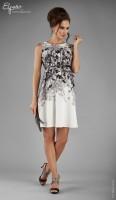 Universali elegantiška suknelė nėščiai ir po nėštumo ISMENA / XL
