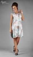 Stilinga universali suknelė nėštukei AJSZA / XL
