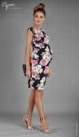 Elegantiška suknelė nėštukei FLORA