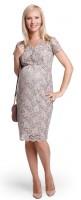 Proginė suknelė nėščiai - maitinančiai MIDNIGHT Beige