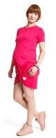 Stilinga tunika - suknutė nėščiai - maitinančiai TWISTER berry