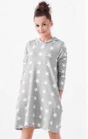 Tunika - suknelė nėštukei FOLLOW YOUR STAR (tinka ir po nėštumo)