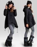 Stilinga žieminė striukė nėštukei ORRICO (tinka po nėštumo)