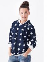 Palaidinė megztukas SUPER STAR (tinka dėvėti nėštumo metu ir maitinant)