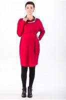Suknelė nėštukei ALLEGRA Red