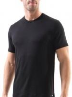 Vyr. marškinėliai Blackspade Silver (ovalus kaklas))