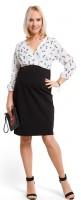 Stilinga suknelė nėščioms ir maitinančioms DOGGIE / S XL