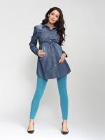 Džinsiniai marškiniai - tunika LATOYA / XXXL