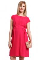 Elegantiška suknelė nėščiai ir maitinančiai  CANDY PINK
