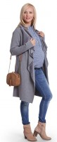 Stilingas megztukas - paltukas SERENITY