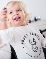 Palaidinė vaikams  ROCKY RABBIT WHITE