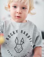Palaidinė vaikams ROCKY RABBIT GREY