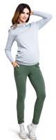 Stilingos kelnės nėščiai SUGAR Khaki