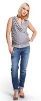 Palaidinė nėščioms ir maitinančioms SORBET GREY