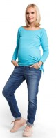 Spalvinga palaidinė nėščiai FESTIVAL MINT