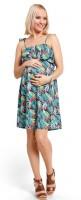 Stilinga suknelė nėščiai ir maitinančiai TROPICAL
