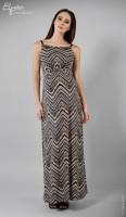 Ilga elegantiška suknelė nėščiai NICOLE
