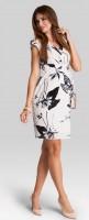Elegantiška suknelė nėščiai - maitinančiai LILY pink / M