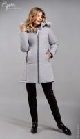 Universali žieminė striukė nėštukei OPAL (pritaikyta dėvėti ir po nėštumo) / L