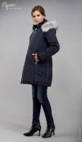 Universali žieminė striukė nėštukei LAPIS (pritaikyta dėvėti ir po nėštumo) / L XL