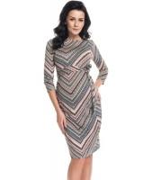 Elegantiška suknelė nėštukei OKSANA Lines / XS S