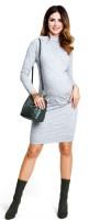 Šilta suknelė nėščiai LADY GREY / M L