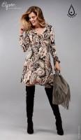 Stilinga suknelė nėščiai - maitinančiai MIRIAM