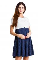 Stilinga proginė suknelė nėščiai ir maitinančiai JACKIE