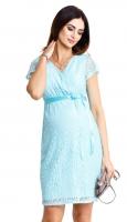 Elegantiška suknelė nėščiai ir maitinančiai LOVELY MINT