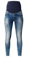 NOPPIES tamprūs džinsai nėščiai skinny STACEY / M