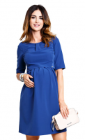 Suknelė nėščiai - maitinančiai BONITA Navy