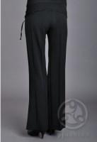 Juodos kelnės nėštukei TUNIS Black / XL
