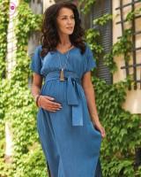 Ilga suknelė nėščiai ir maitinančiai PAULETTA