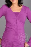 Palaidinė nėščiai RISSA violet / S