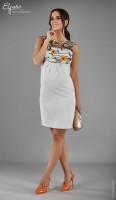 Elegantiška suknelė nėščiai ir po nėštumo SIENNA