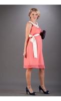 Elegantiška suknelė nėščiai AMELIA Coral / L