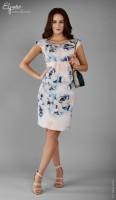 Elegantiška suknelė nėščiai LUNA / S