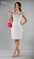 Elegantiška suknelė nėščiai ALESSIA / S