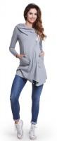 Megztukas švarkelis nėščiai - maitinančiai VANITY / L XL
